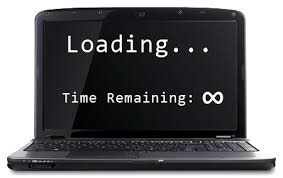 computer loading
